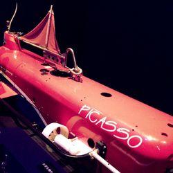 深海無人探査機