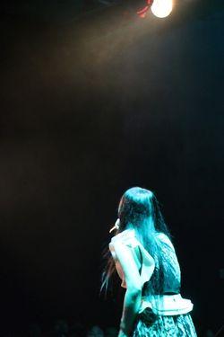 ライブ終盤