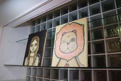 メグとライオン