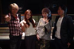 吉田茉以プロジェクトチームメンバー